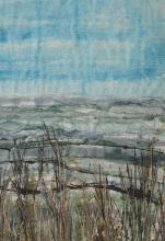 Stitched Landscape - sold